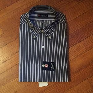 Men's Wrinkle Free Dress Shirt